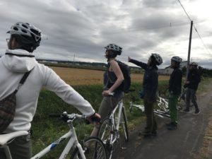 旭川市サイクリングマップ